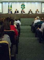 Controlador participa de ato sobre as condutas dos agentes públicos no período eleitoral