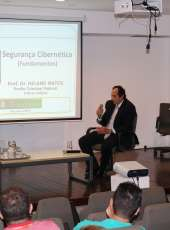 Controladoria Geral de Disciplina promove palestra de Segurança Cibernética
