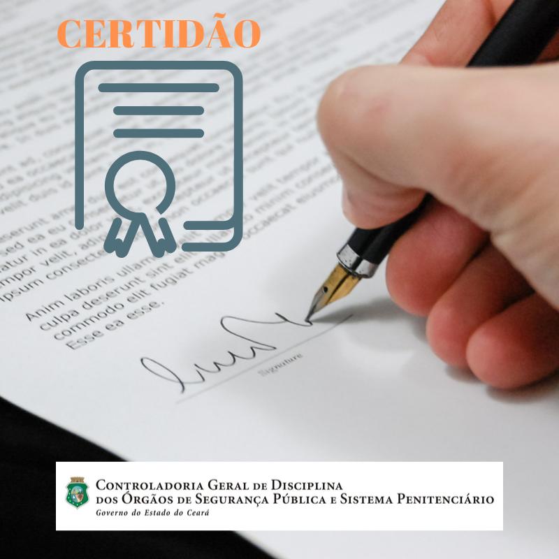 CGD disponibiliza emissão online de certidão de antecedentes disciplinares