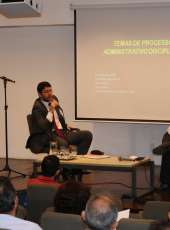 Palestra aborda temas do Direito Administrativo Disciplinar